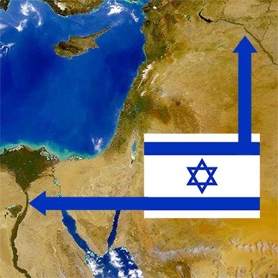 israel-flag-euphrates-nile