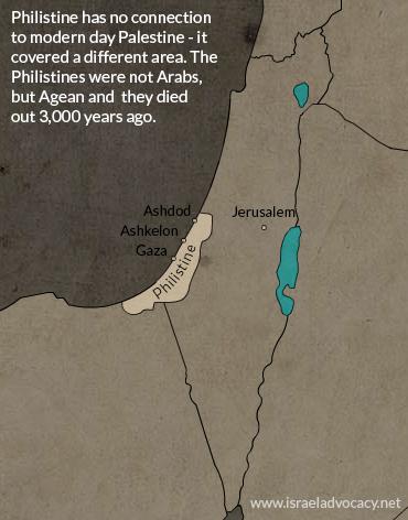 philistine-was-not-palestine